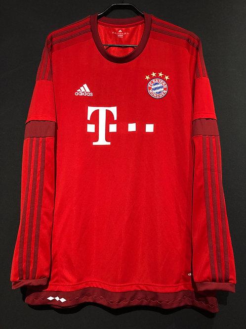 【2015/16】 / FC Bayern Munich / Home