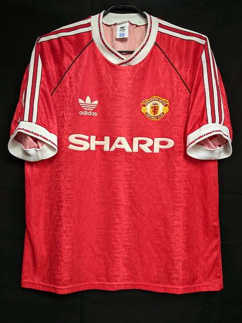 【1990/92】 / Manchester United / Home