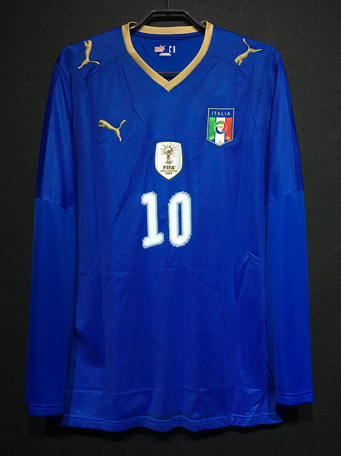 【2008/09】 / Italy / Home / No.10 AQUILANI