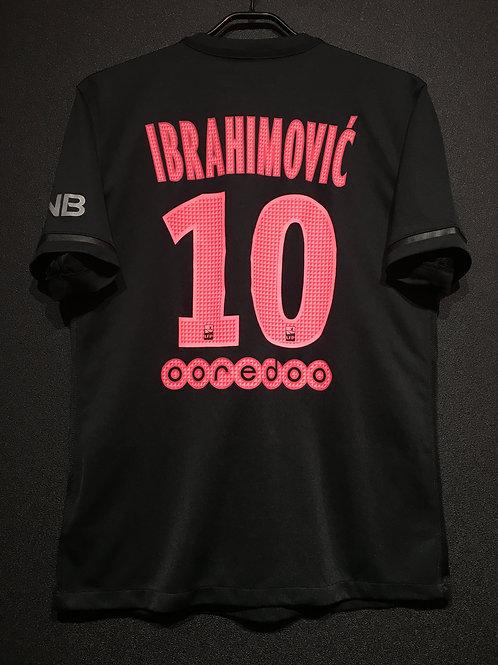 【2015/16】 / Paris Saint-Germain / 3rd / No.10 IBRAHIMOVIC