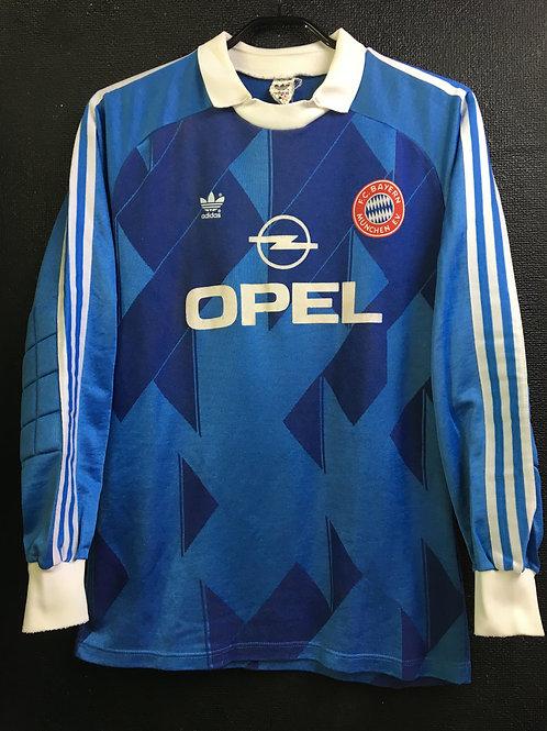 【1989/90】 / FC Bayern Munich / GK / No.1