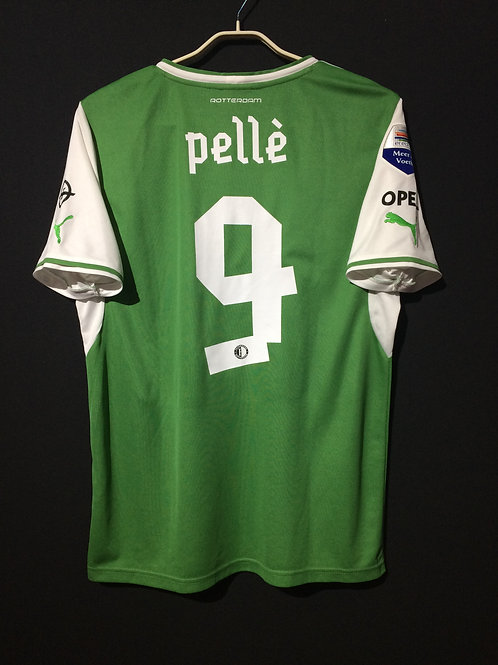 【2013/14】 / Feyenoord / Away / No.9 PELLE