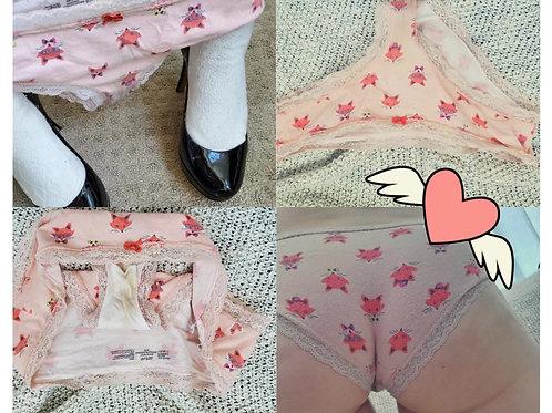 Layla's HS Fox Panties
