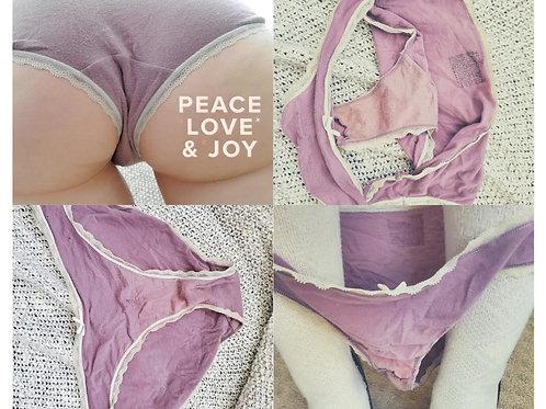 Layla's HS Lavender Lace Panties