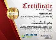 whitby landscaping, oshawa landscaping,