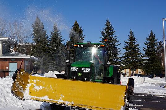 Oshawa Snow Removal, Durham Region Snow