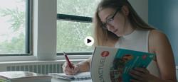 Vidéo témoignage de trois élèves