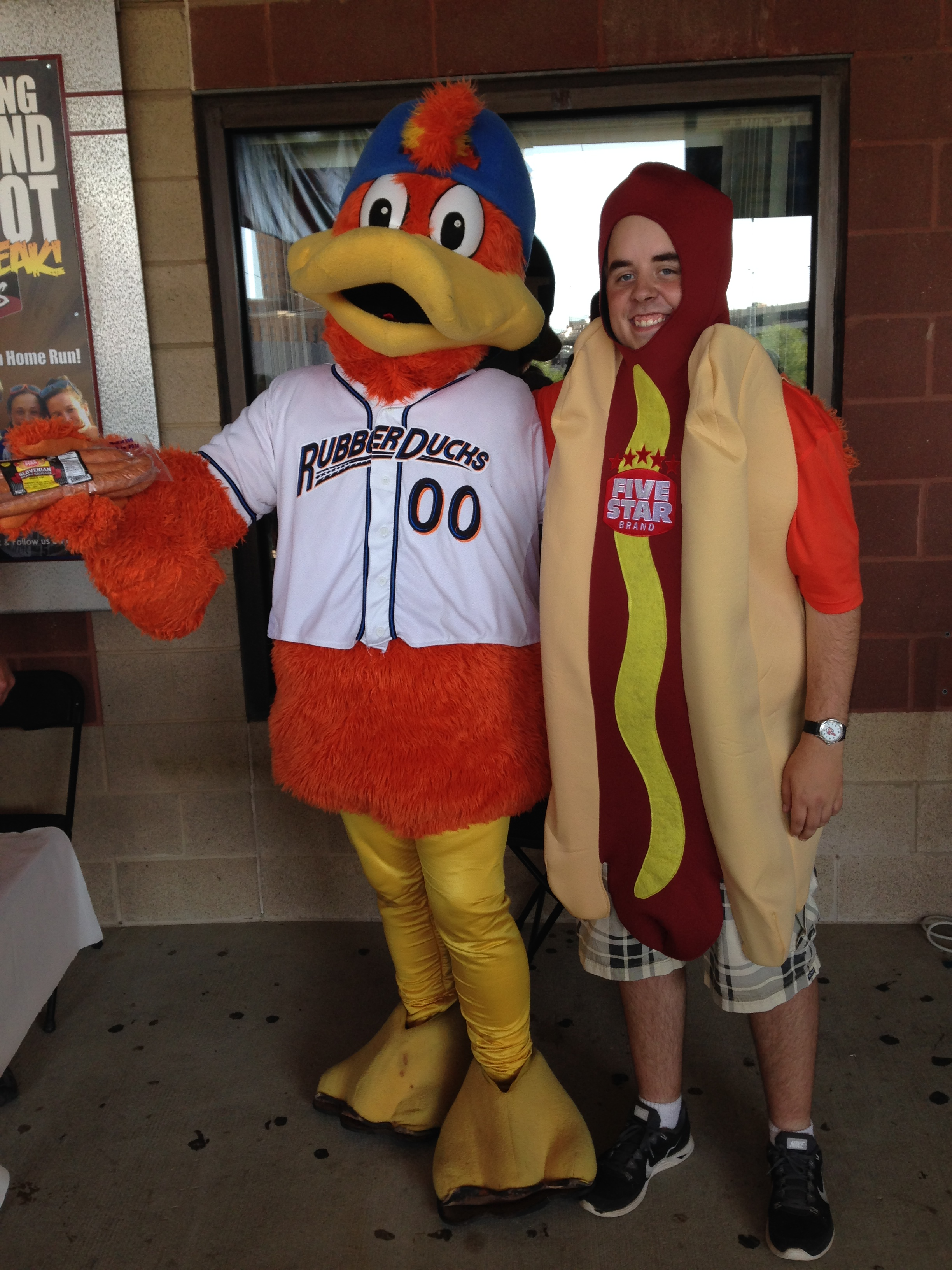 Akron Rubber Ducks Sausagefest