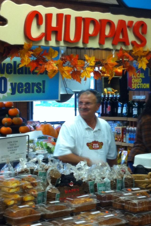 Ralph at Chuppa's Market