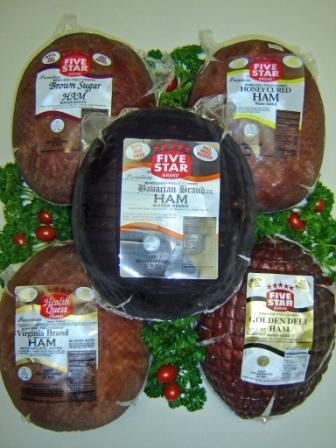 Holiday Ham Assortment