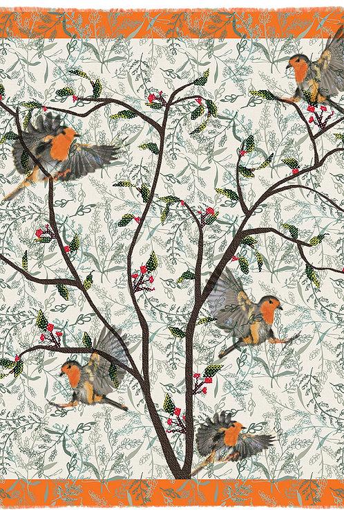 Chirping Bird Orange