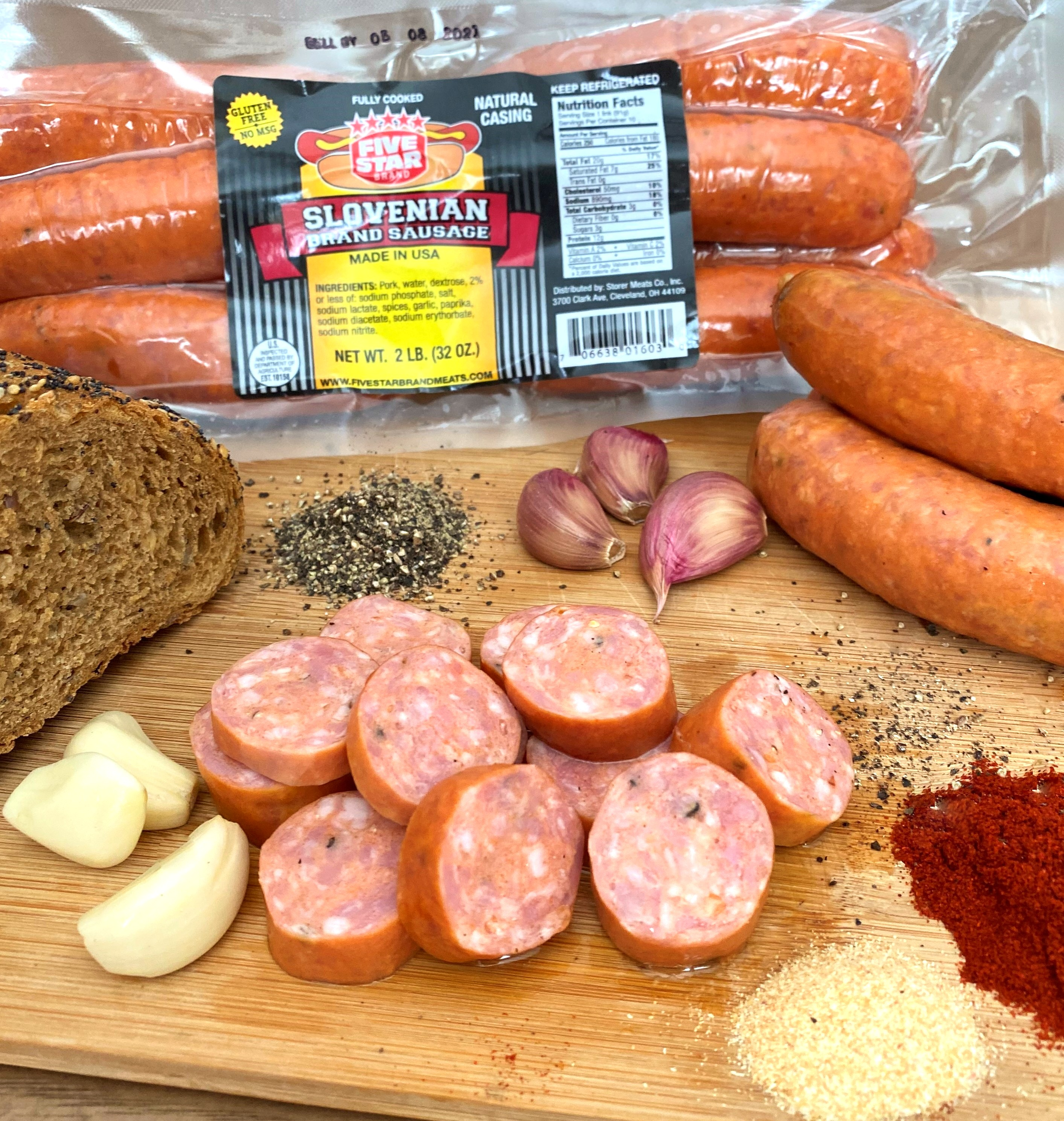 Slovenian Sausage