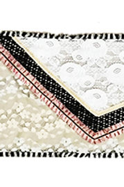 Patchwork Lace Candy