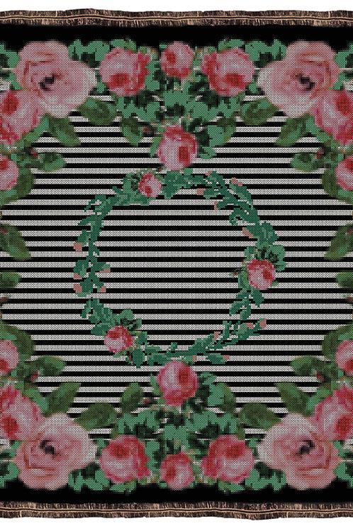 Rose Garden Stripe