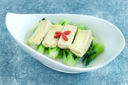 魚湯千層浸時菜