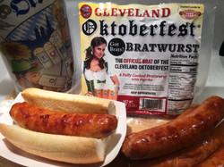 FIVE STAR Brand Cleveland Oktoberfest Bratwurst