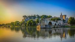 Avignon à 30 minutes