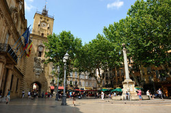Aix en Provence à 30 minutes
