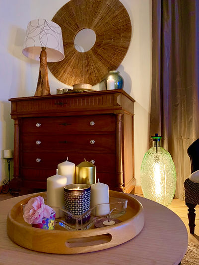 Salon & bougies