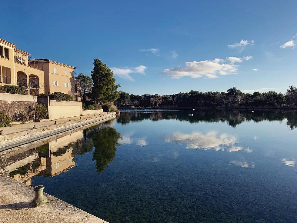 Lac du Domaine de Pont-Royal