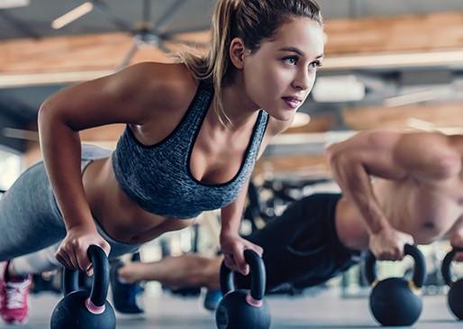 HIIT Workouts: Major Health Benefits Plus Sample Workout Plans