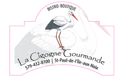 LA CIGOGNE GOURMANDE