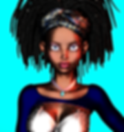Tamia Iray Tooned 2 - pout.png