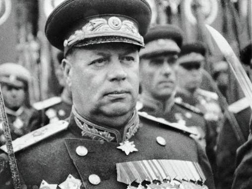 В Ярославле открыли мемориальную доску маршалу Толбухину