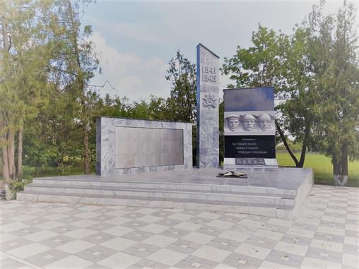 В Ставропольском крае восстановили 54 воинских мемориала
