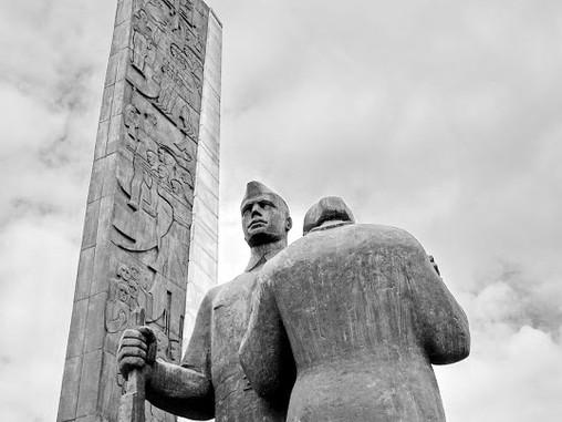 В Барнауле отреставрируют памятники, посвящённые Великой Отечественной войне
