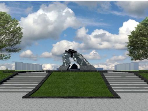 Градостроительный совет одобрил эскиз памятника в парке Победы Орла