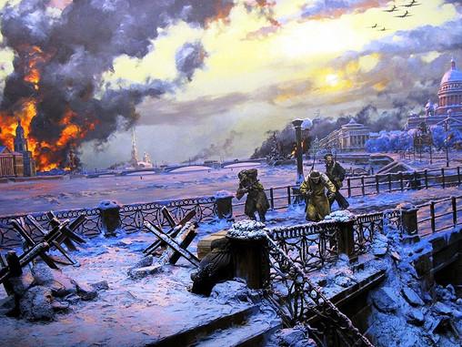 День памяти и надежды: 78 лет назад Красная армия прорвала блокаду Ленинграда