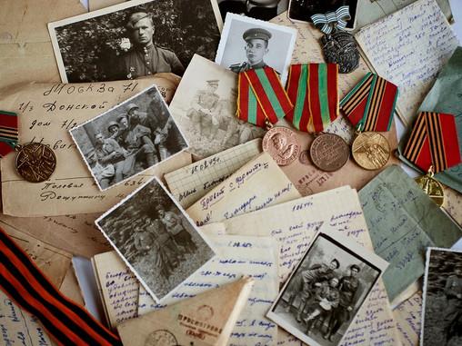 Владимирская область собрала фотографии и письма почти 8 тысяч участников ВОВ