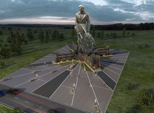 Памятник погибшим в ВОВ, отлитый в Солнечногорске, могут открыть в ближайшее время