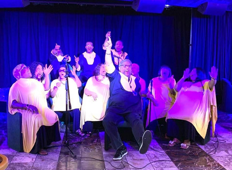 Joseph Robinson & The Chosen Aggregation takes the Bahamas!!!!