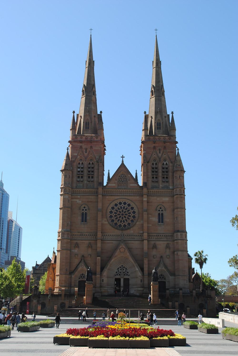 St Mary's, Sydney