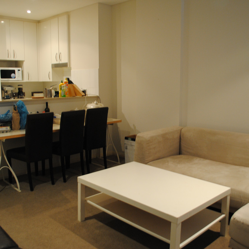 Our apartment, Waterloo, Sydney