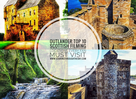 Outlander | Top 10 Scottish Film Locations Every Fan Must Visit!