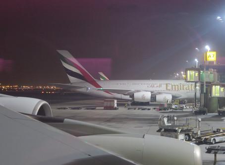 Flight Checker | Emirates DBX to PER