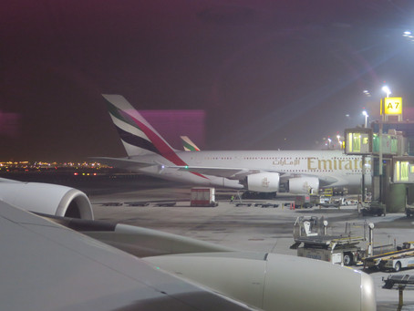 Flight Checker | Emirates DBX to PER