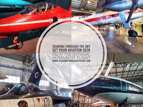 Get Your Aviation Geek On At The National Museum Of Flight