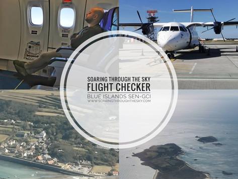Flight Checker Blue Islands SEN- GCI