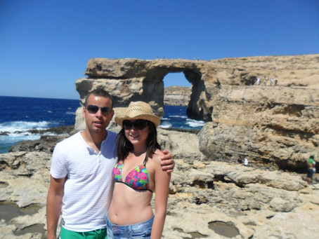 Reminiscing Over Malta- Our First Holiday