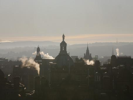 The Best Views In Edinburgh | Scott Monument