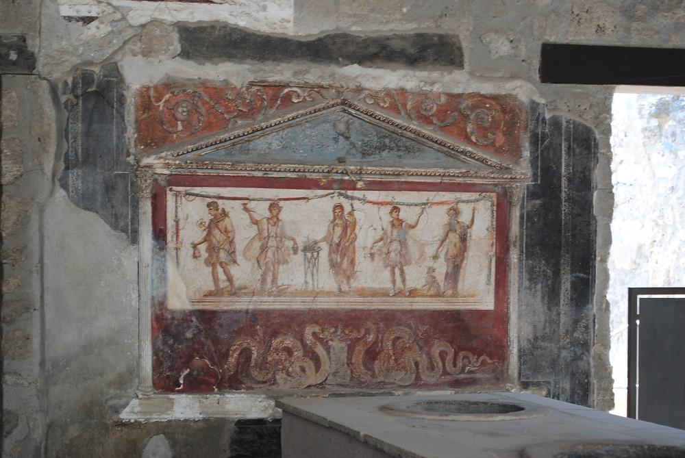 Pompeii Houses
