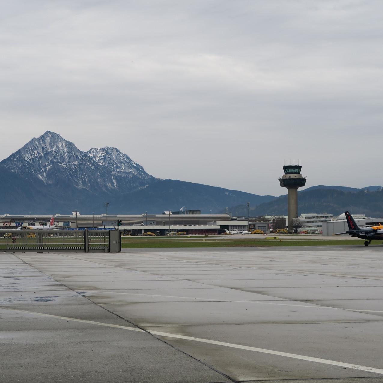 Hangar 7, Salzburg- airport