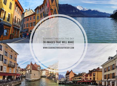 30 Images That Will Make You Want To Visit Annecy, France