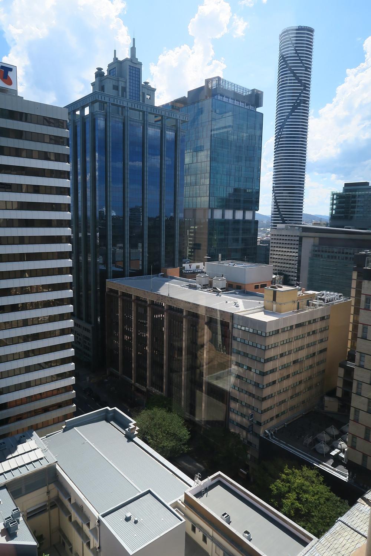 Views from Brisbane City Hall