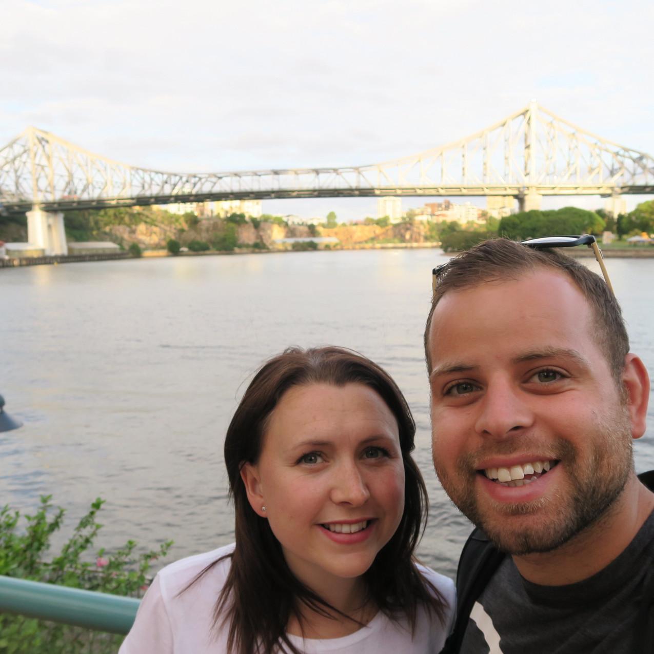 Brisbane- Storey bridge
