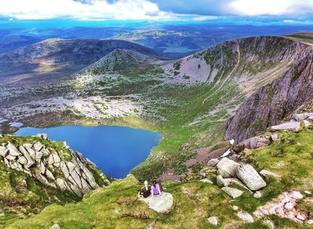 Scotland | Climbing Lochnagar